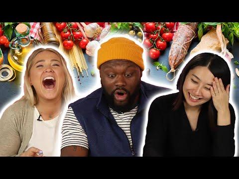 Foodies Test Their Food Sensitivities