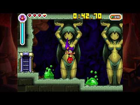 Shantae: Risky's Revenge-part 4-Entering The Battle Tow-and