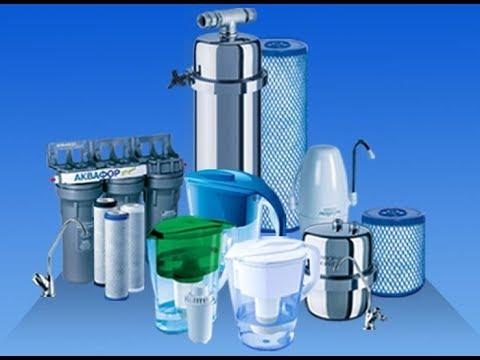 Лучшие фильтры для очистки воды в домашних условиях