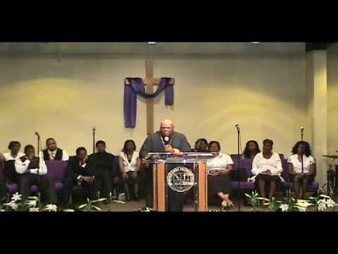 """Pastor Kevin B. Willis, Sr. - """"He Died"""""""