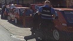 Verbotenes Carfreitag 2020 Nürburgring Nordschleife Polizeikontrolle 10.04.2020