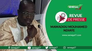 Revue de presse (wolof) Rfm du Lundi 31 Mai 2021 avec Mamadou Mouhamed Ndiaye