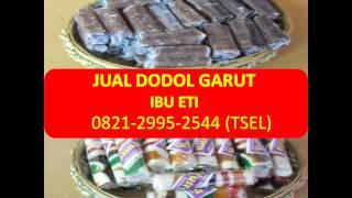 0821-2995-2544 (TSEL), Dodol Garut Is