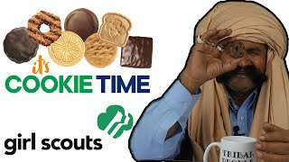 Tribal People Try Girl Scout Cookies for the First Time