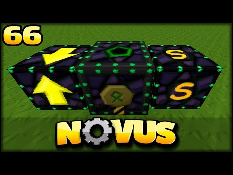 7500x2500 QUARRY | Minecraft NOVUS #66 | Minecraft Modpack