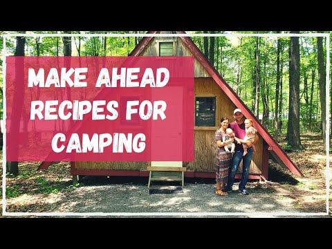 5 Favorite CAMPING Recipes | Family Camping Trip
