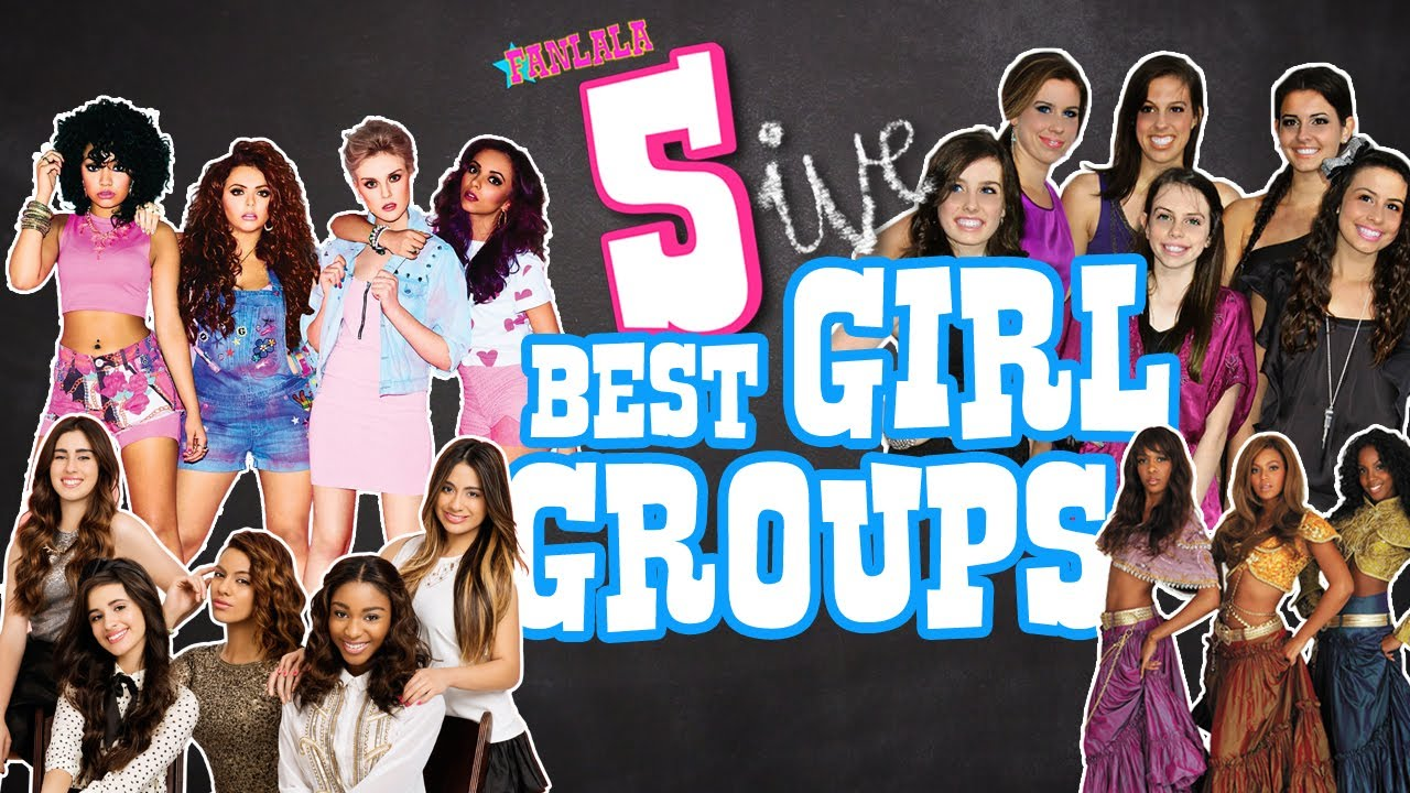 Fifth Harmony vs. Cimorelli II: Best Girl Group - YouTube