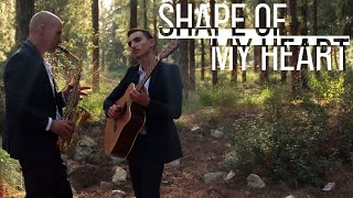 Shape of My Heart - Sting Instrumental Cover Official Clip Trackless