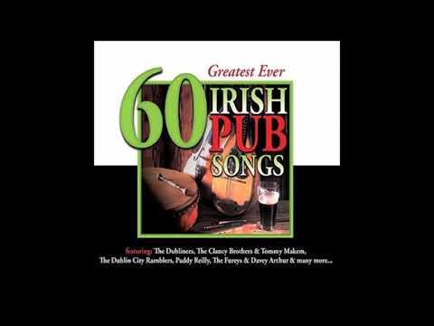 60 Greatest Irish Pub Songs