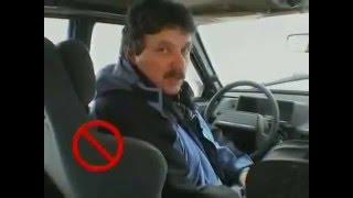 Урок контраварийного вождения: Парковка