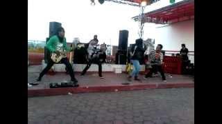Urugan Band - live Cover nicky astria jangan ada angkara