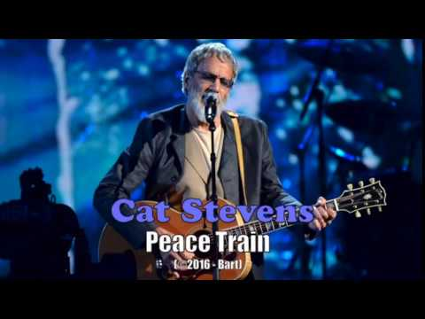 Cat Stevens - Peace Train (Karaoke)