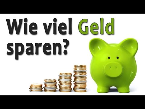 Sparquote: Wie viel Geld solltest Du sparen?
