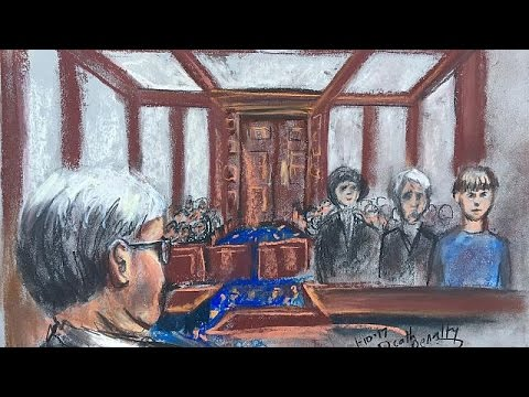 Dylann Roof is sentenced to death for South Carolina church attack