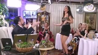 Adnan Oktar'ın yeni gözdesi şahane dans ediyor