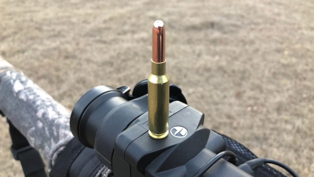 6 5 Creedmoor Flipped A Coyote (Hornady 160 RN Interlock)