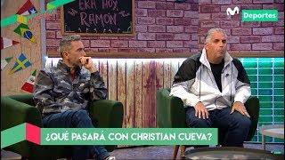 Al Ángulo: la difícil situación de CHRISTIAN CUEVA en Santos y Selección Peruana | DEBATE