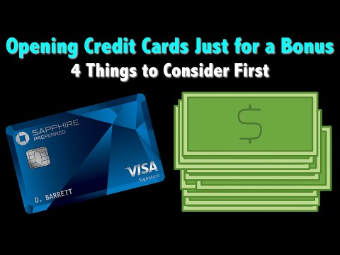 Credit Card Bonuses: Is it Worth Applying for a Card You Don't Really Want?