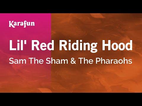 Karaoke Lil' Red Riding Hood - Sam The Sham & The Pharaohs *