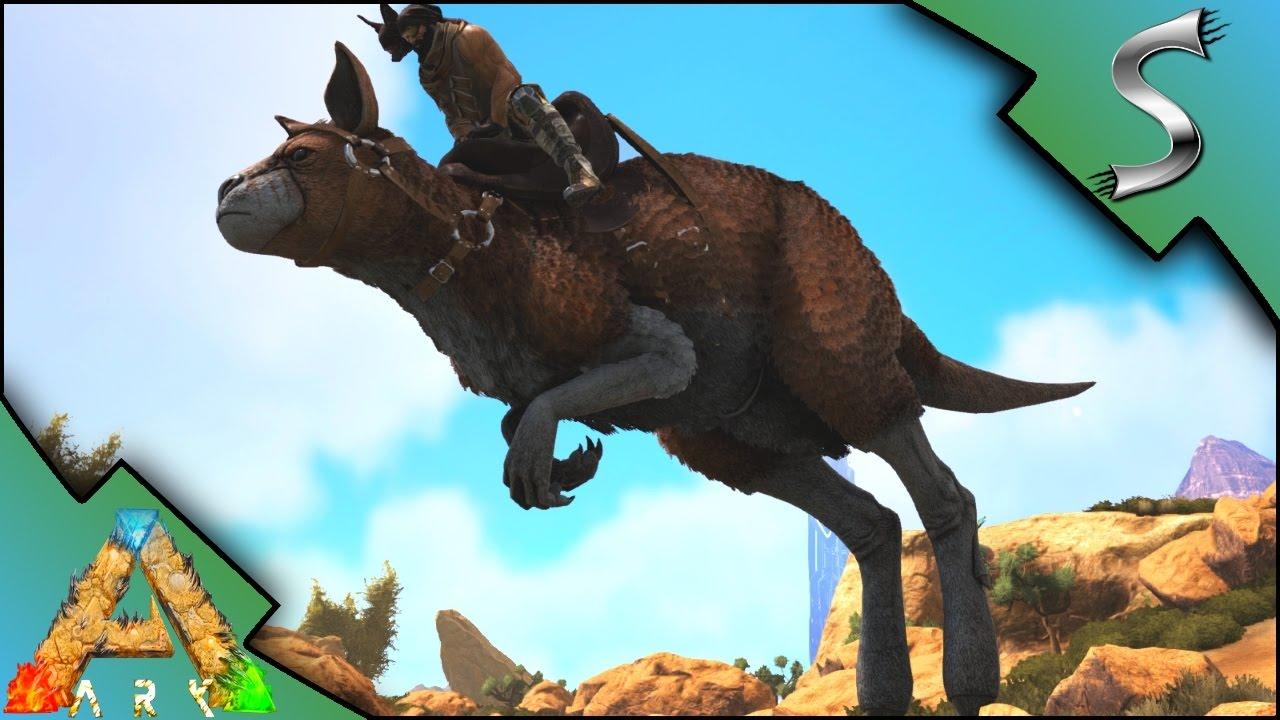 Ark Procoptodon