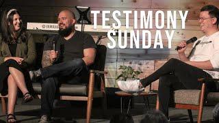 Testimony Sunday | 5/30/21