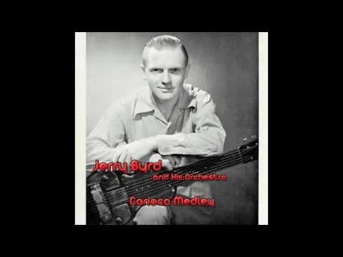 Jerry Byrd and His Orchestra - On the Shore of Waikiki Medle