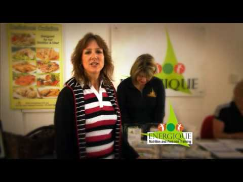 Energique women's personal training Adelaide