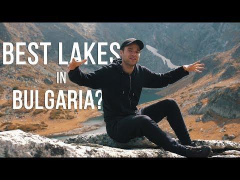 7 Incredible Mountain Lakes of Bulgaria (Rila National Park)