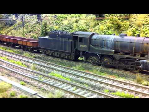 Bachmann 3F with Locolines DCC sound -