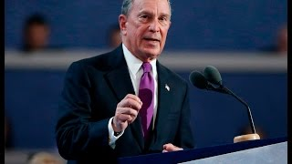 Watch Michael Bloomberg's full speech at the 2016 Democratic National Convention