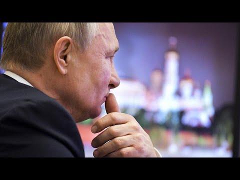 Пресс-конференция Владимира Путина: прямой эфир и текстовая трансляция…