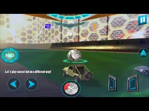 Olympic Soccer League - Gameplay video