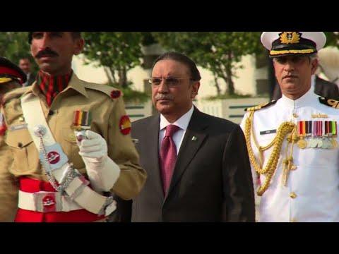 Pakistan ex-president Zardari