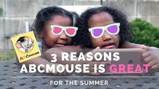 3 Reasons ABC Mouse Is Great For The Summer
