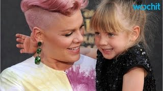 Pink Introduces Her Daughter To Newborn Son
