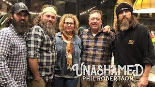 How Phil Robertson Met His Daughter | Ep 95