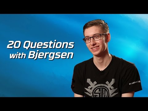 TSM Bjergsen 20 Questions