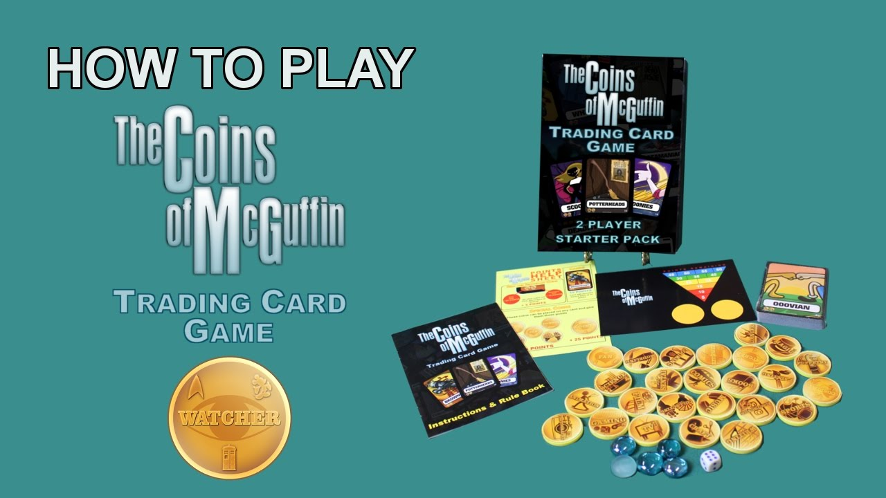 how to play trading card game