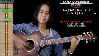 Download Layla Unplugged Guitar Cover Acoustic Eric Clapton 🎸 |Tabs + Chords| Mp3 and Videos