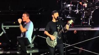 Linkin Park, Bleed it Out with Tim Mcllrath, Live, December 2014, Oakland, Not So Silent Night