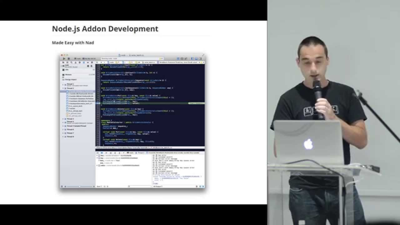 Node.js Addon Development Made Easy with Nad - Thorsten Lorenz