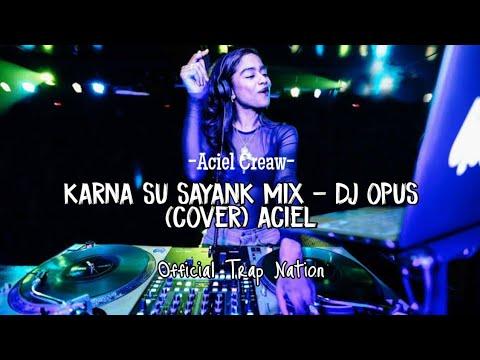 DJ KARNA SU SAYANG MIX - DJ OPUS (COVER) ACIEL