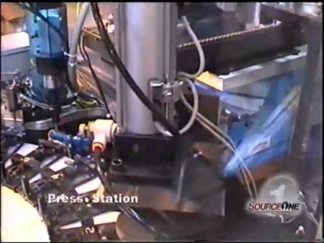 SourceOne Valve Assembly Machine