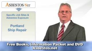 Asbestos Exposure at Portland Ship Repair | Asbestos.net