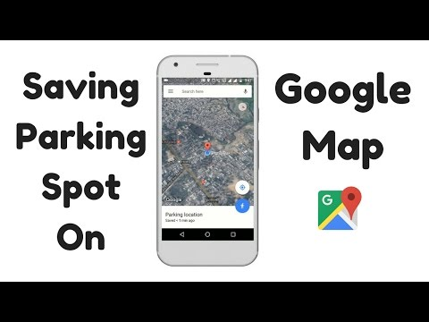 How to Save Your Parking Spot on Google Map