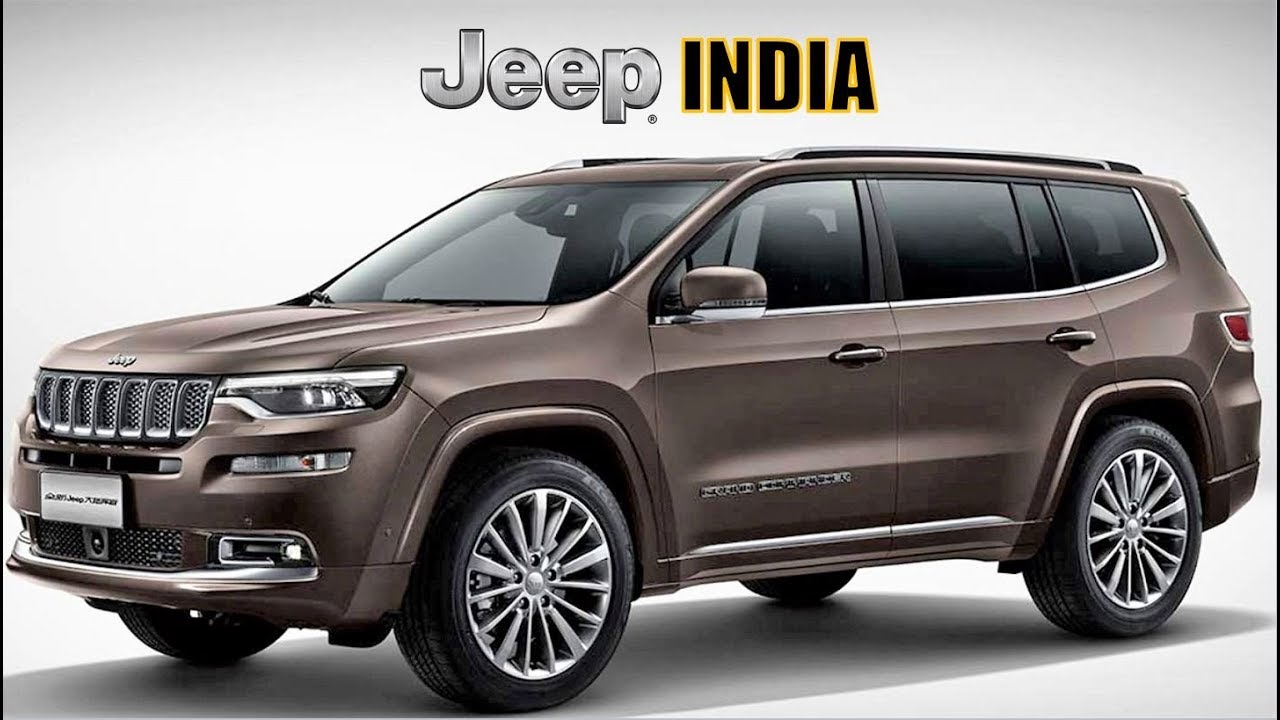 Jeep Grand Commander India Launch Pricing Features And All Details Youtube