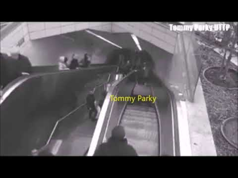 Josh Martin Escalator Death