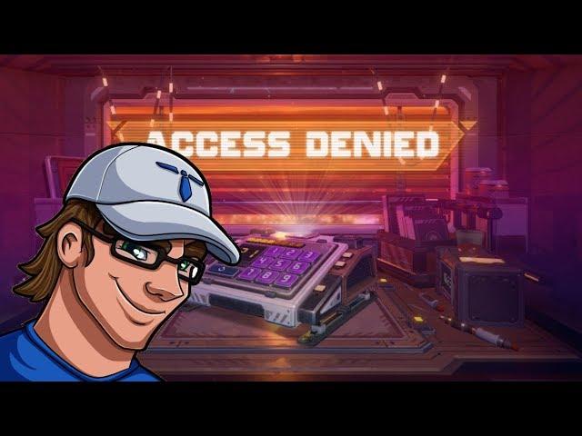 ACCESS DENIED - XBOX ONE