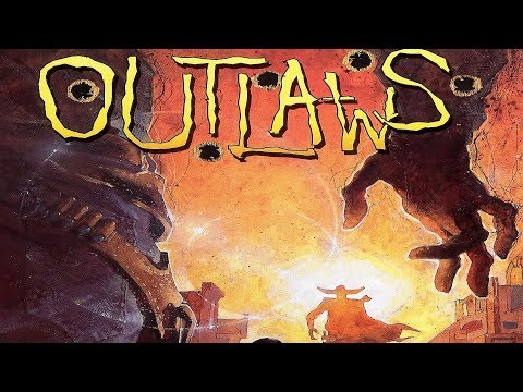 "Outlaws (1997) Longplay |  A western fps powered by the ""Man with No Name"" trilogy"