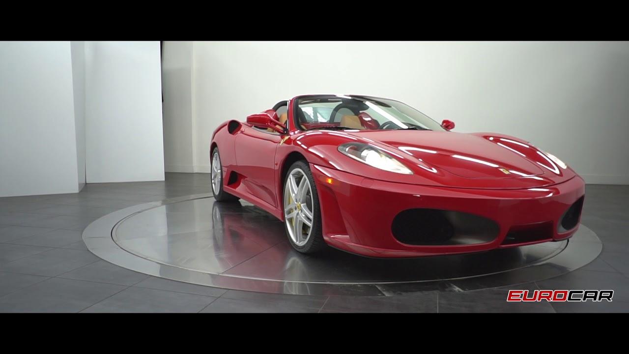 Eurocar Oc Inventory Ferrari F430 For Sale By Eurocar Oc Youtube